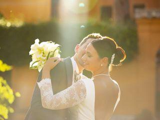 Le nozze di Gianpiero e Federica