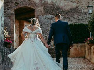Le nozze di Elena e David