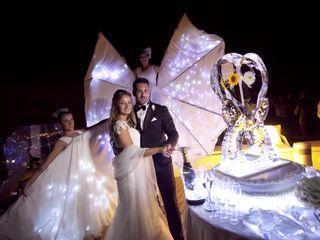 Le nozze di Margherita e Gaetano