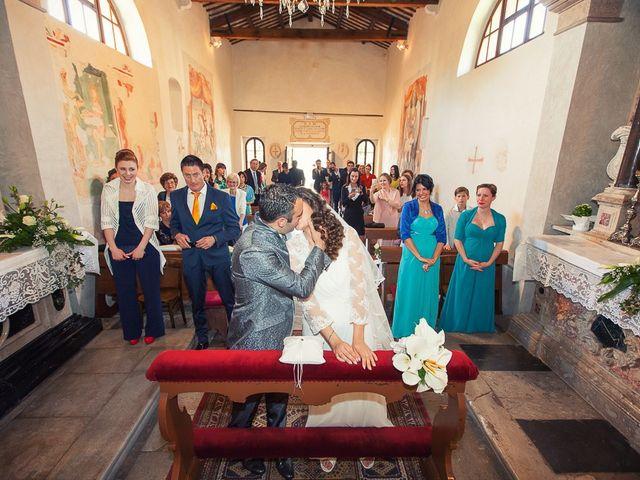 Il matrimonio di Devid e Serena a Farra d'Isonzo, Gorizia 8