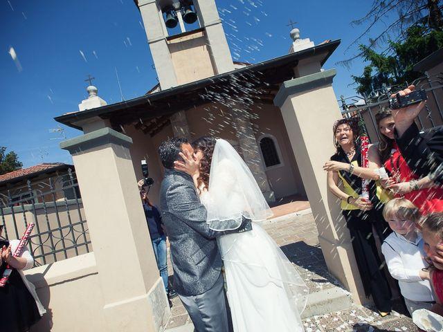 Il matrimonio di Devid e Serena a Farra d'Isonzo, Gorizia 9