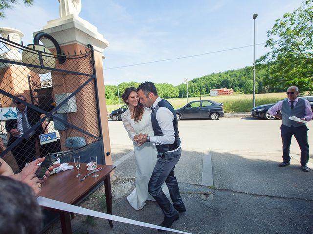Il matrimonio di Devid e Serena a Farra d'Isonzo, Gorizia 11
