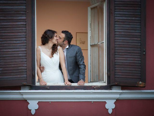 Il matrimonio di Devid e Serena a Farra d'Isonzo, Gorizia 1