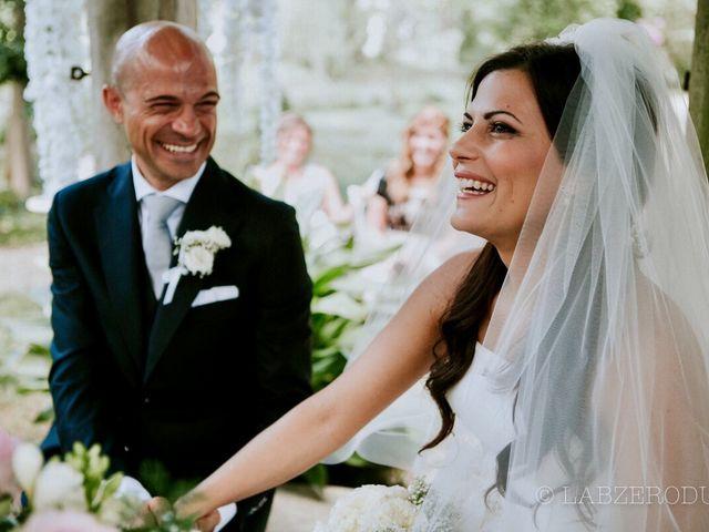 Il matrimonio di Andrea e Sara a Porto Mantovano, Mantova 32