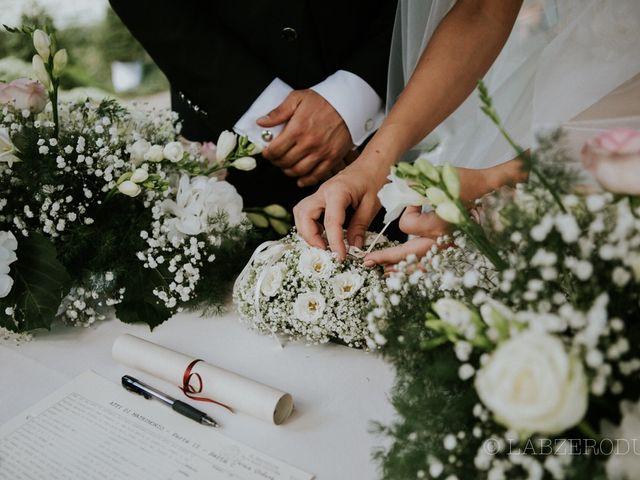Il matrimonio di Andrea e Sara a Porto Mantovano, Mantova 33