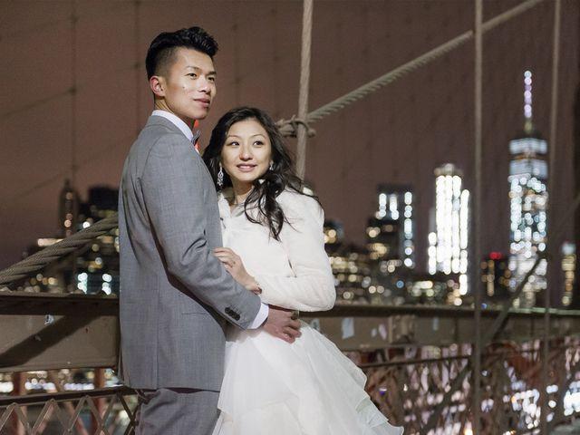 le nozze di Emily e Alan