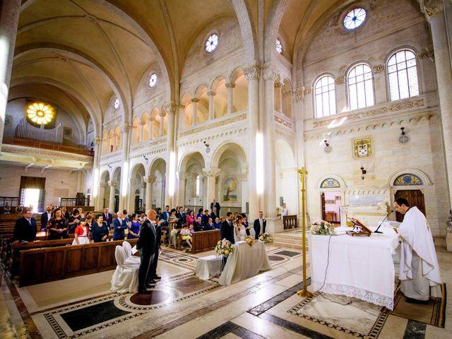 Il matrimonio di Dario e Irene a Grottaferrata, Roma 6