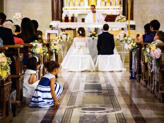 Il matrimonio di Dario e Irene a Grottaferrata, Roma 7