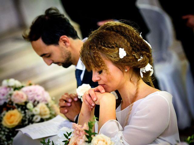 Il matrimonio di Dario e Irene a Grottaferrata, Roma 8
