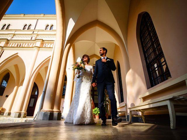 Il matrimonio di Dario e Irene a Grottaferrata, Roma 9