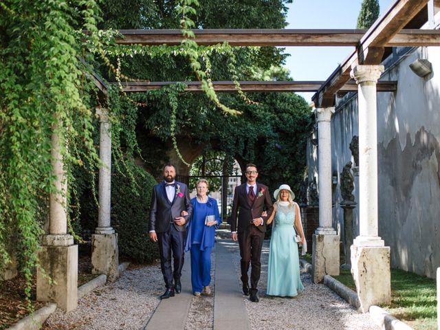 Il matrimonio di Rudy e Leonardo a San Martino Buon Albergo, Verona 1