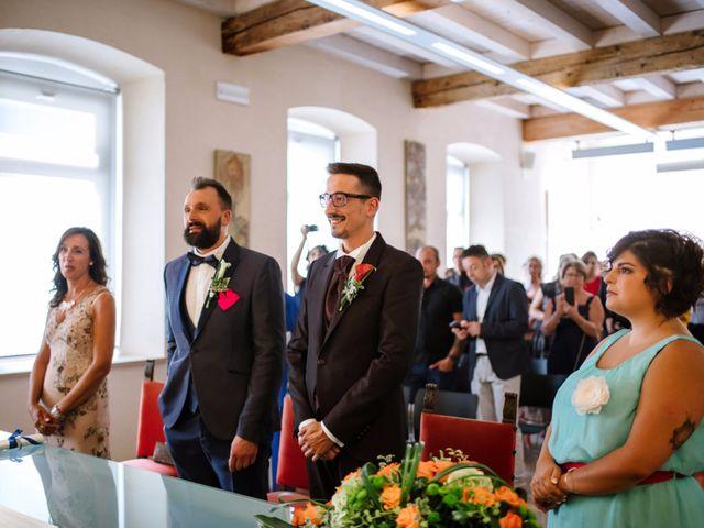 Il matrimonio di Rudy e Leonardo a San Martino Buon Albergo, Verona 2