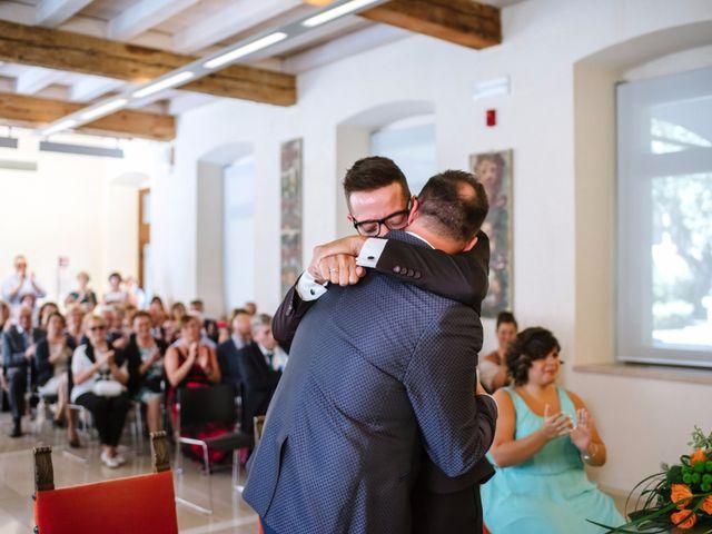Il matrimonio di Rudy e Leonardo a San Martino Buon Albergo, Verona 4
