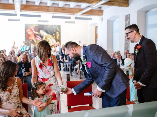 Il matrimonio di Rudy e Leonardo a San Martino Buon Albergo, Verona 5