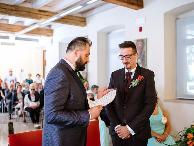 Il matrimonio di Rudy e Leonardo a San Martino Buon Albergo, Verona 6