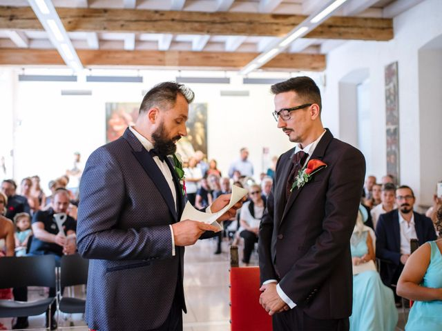 Il matrimonio di Rudy e Leonardo a San Martino Buon Albergo, Verona 8