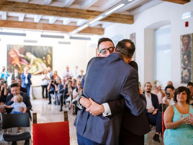 Il matrimonio di Rudy e Leonardo a San Martino Buon Albergo, Verona 9