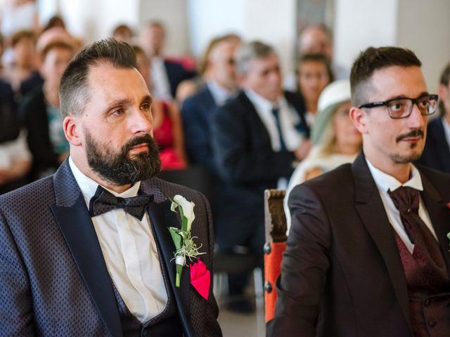 Il matrimonio di Rudy e Leonardo a San Martino Buon Albergo, Verona 11