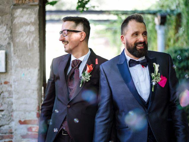 Il matrimonio di Rudy e Leonardo a San Martino Buon Albergo, Verona 15