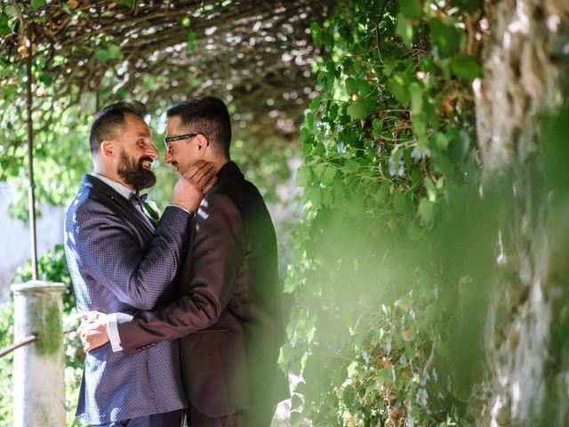 Il matrimonio di Rudy e Leonardo a San Martino Buon Albergo, Verona 20