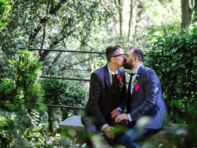 Il matrimonio di Rudy e Leonardo a San Martino Buon Albergo, Verona 25