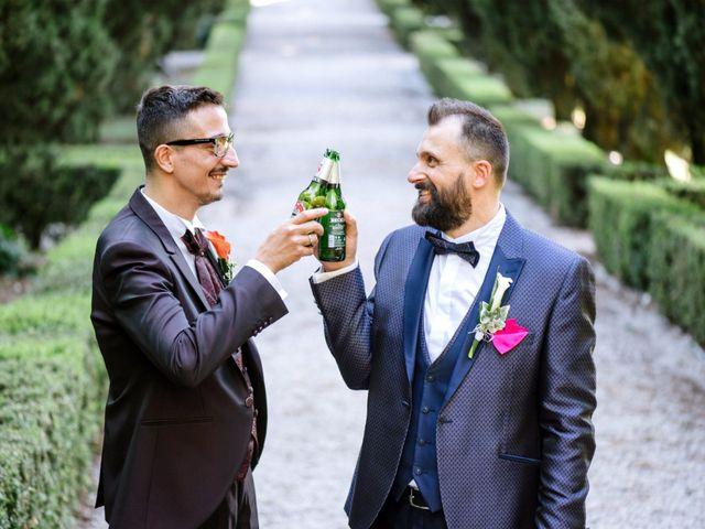 Il matrimonio di Rudy e Leonardo a San Martino Buon Albergo, Verona 27