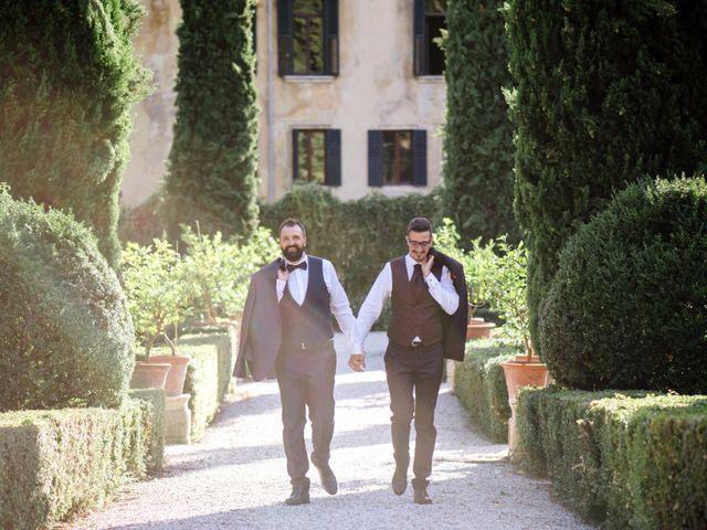 Il matrimonio di Rudy e Leonardo a San Martino Buon Albergo, Verona 28