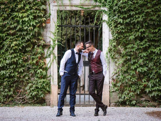 Il matrimonio di Rudy e Leonardo a San Martino Buon Albergo, Verona 29