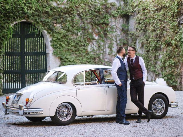 Il matrimonio di Rudy e Leonardo a San Martino Buon Albergo, Verona 30