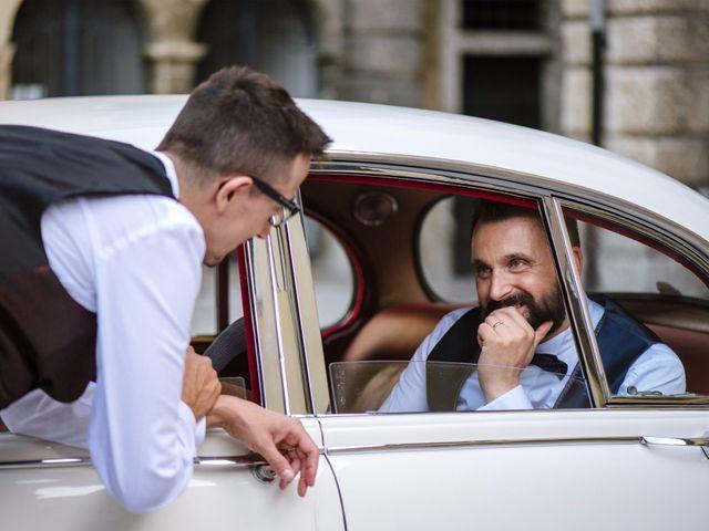 Il matrimonio di Rudy e Leonardo a San Martino Buon Albergo, Verona 31