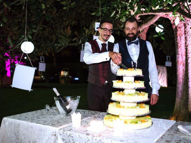 Il matrimonio di Rudy e Leonardo a San Martino Buon Albergo, Verona 44
