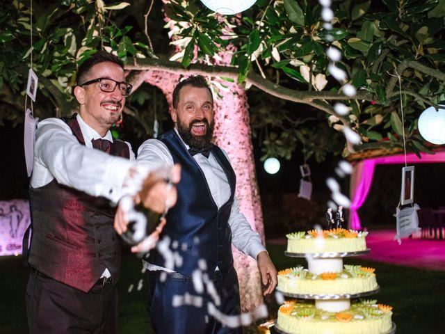 Il matrimonio di Rudy e Leonardo a San Martino Buon Albergo, Verona 45