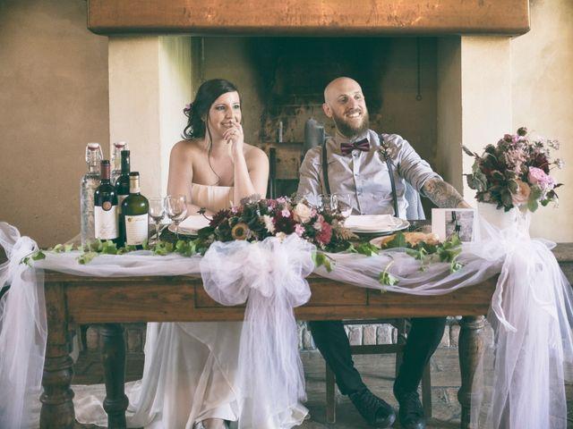 Le nozze di Sophia e Valerio