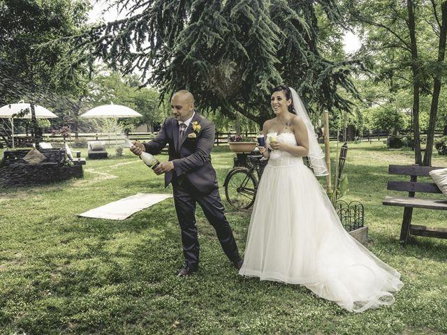 Il matrimonio di Cristiano e Anna a Pavia, Pavia 8