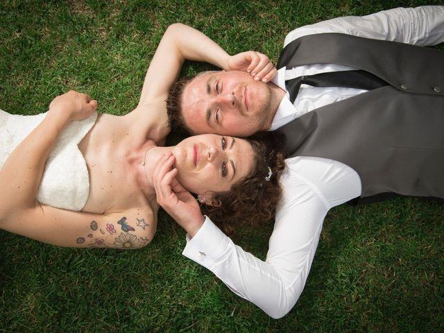 le nozze di Antonietta e Graziano
