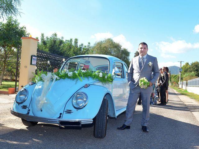 Il matrimonio di Emilio e Daniela a Pula, Cagliari 2