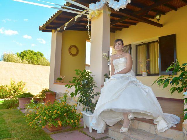 Il matrimonio di Emilio e Daniela a Pula, Cagliari 11