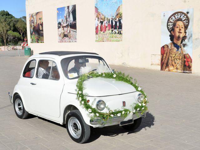 Il matrimonio di Emilio e Daniela a Pula, Cagliari 14