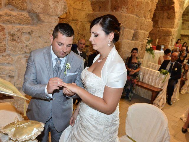 Il matrimonio di Emilio e Daniela a Pula, Cagliari 18