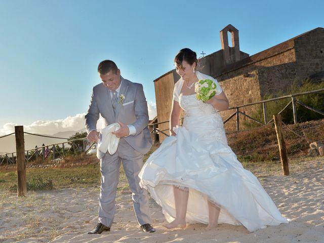 Il matrimonio di Emilio e Daniela a Pula, Cagliari 27