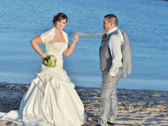 Il matrimonio di Emilio e Daniela a Pula, Cagliari 32