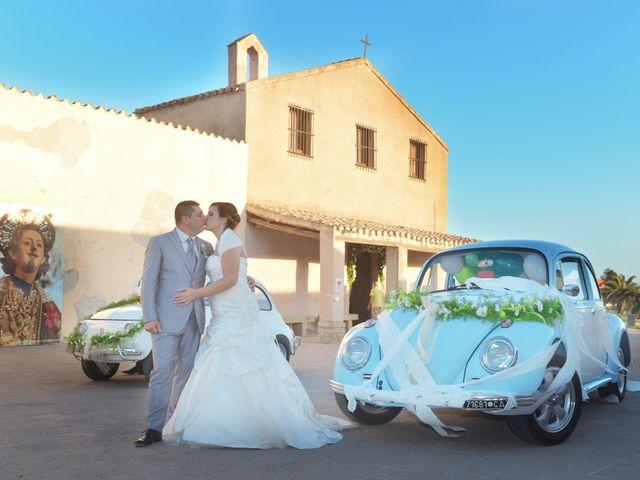 Il matrimonio di Emilio e Daniela a Pula, Cagliari 33