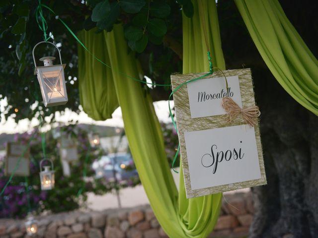 Il matrimonio di Emilio e Daniela a Pula, Cagliari 34