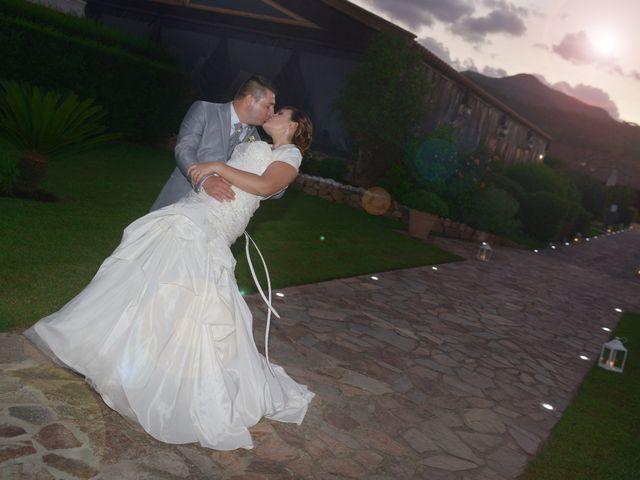 Il matrimonio di Emilio e Daniela a Pula, Cagliari 36