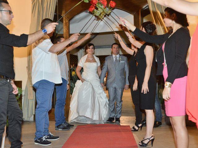 Il matrimonio di Emilio e Daniela a Pula, Cagliari 40