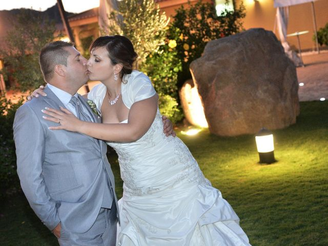 Il matrimonio di Emilio e Daniela a Pula, Cagliari 49