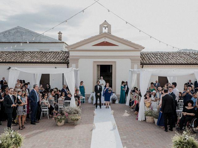 Il matrimonio di Fabio e Serena a Cirò Marina, Crotone 31
