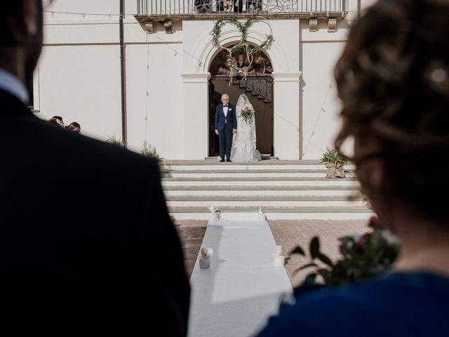 Il matrimonio di Fabio e Serena a Cirò Marina, Crotone 37