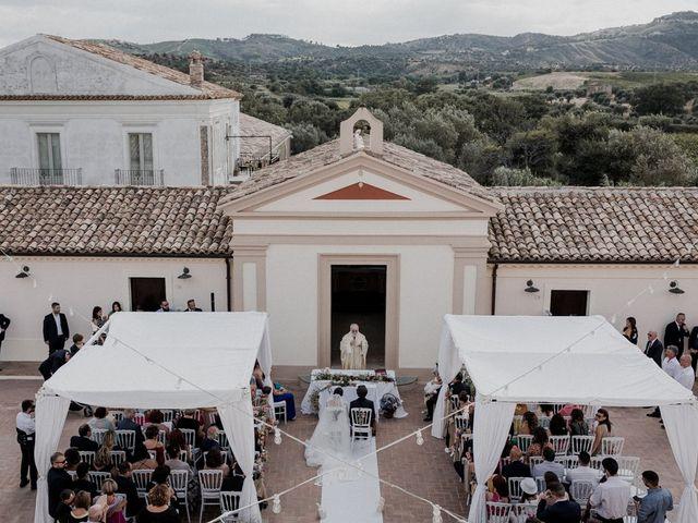 Il matrimonio di Fabio e Serena a Cirò Marina, Crotone 45