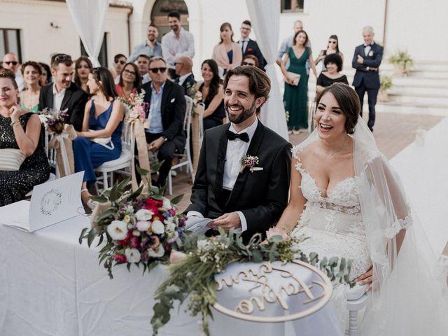Il matrimonio di Fabio e Serena a Cirò Marina, Crotone 48